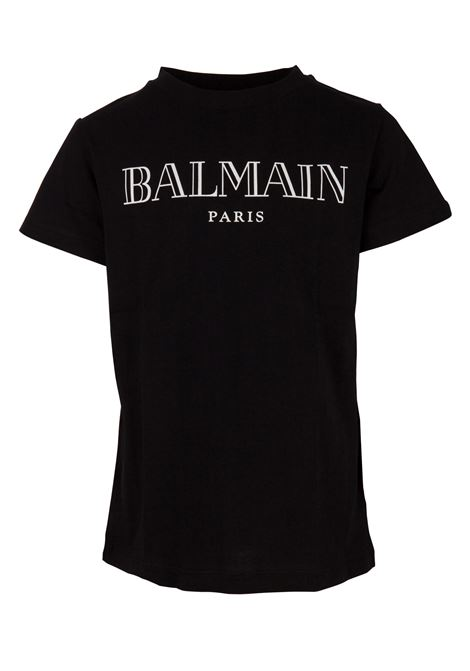 Balmain Paris Kids t-shirt BALMAIN PARIS KIDS | 8 | 6K8611KX080930BC