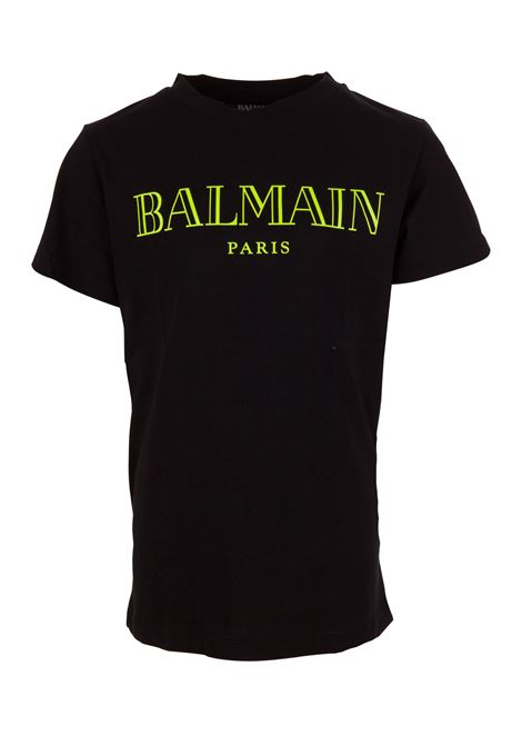 T-shirt Balmain Paris Kids BALMAIN PARIS KIDS | 8 | 6K8611KX080930GL