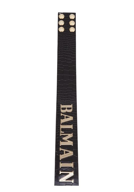 Balmain Paris belt