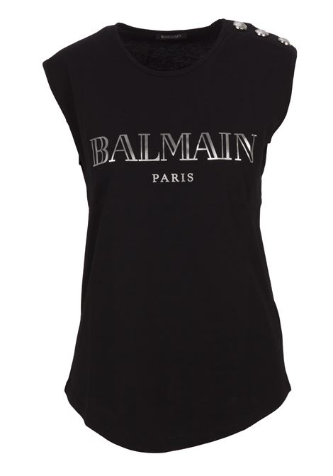 Balmain Paris top BALMAIN PARIS | 40 | RF01162I170EAC