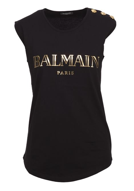 Balmain Paris top BALMAIN PARIS | 40 | RF01162I170EAD