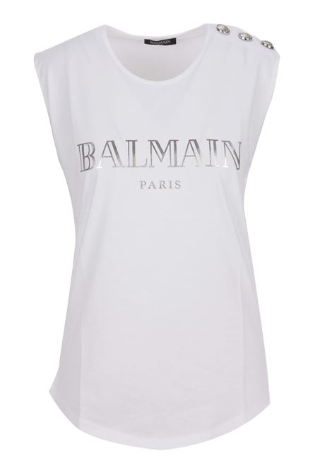 Balmain Paris top BALMAIN PARIS | 40 | RF01162I170GAC