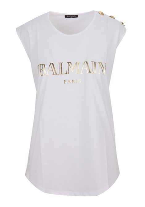 Balmain Paris top BALMAIN PARIS | 40 | RF01162I170GAD