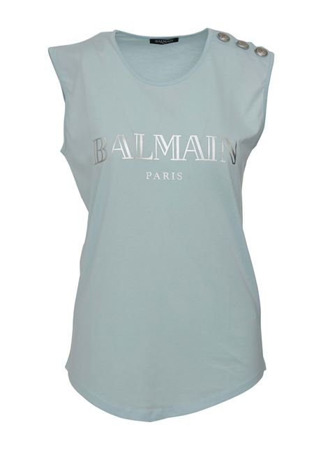 Balmain Paris top BALMAIN PARIS | -1740351587 | RF01162I170SBN