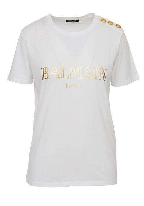Balmain Paris t-shirt BALMAIN PARIS | 8 | RF01322I170GAD