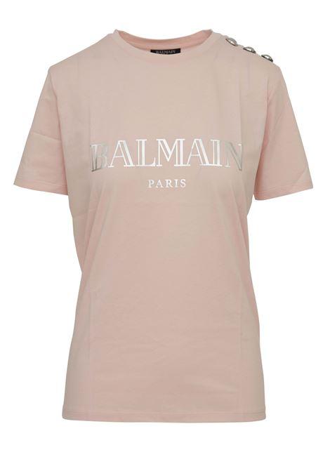 Balmain Paris t-shirt BALMAIN PARIS | 8 | RF01322I170OAY