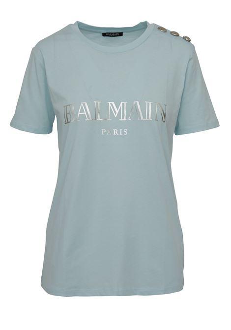 Bamain Paris t-shirt BALMAIN PARIS | 8 | RF01322I170SBN