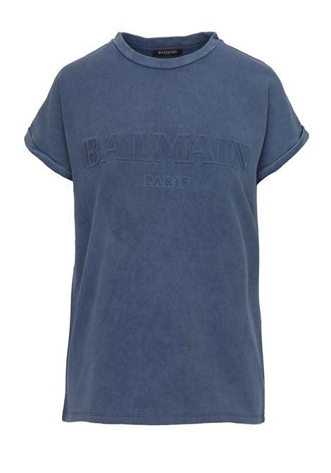 Balmain Paris T-shirt  BALMAIN PARIS | 8 | RF01565J0906FC