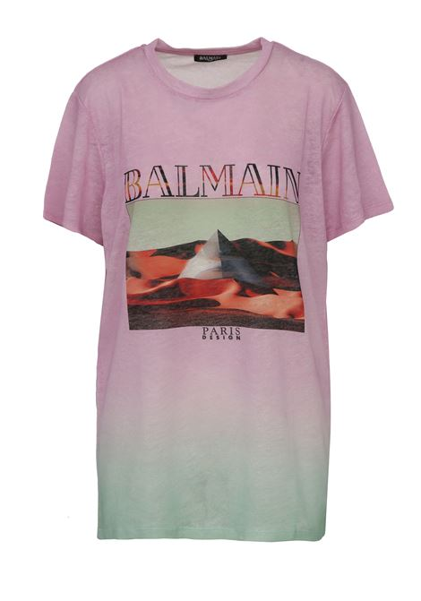 Balmain Paris T-shirt BALMAIN PARIS | 8 | RF01594I135QAE