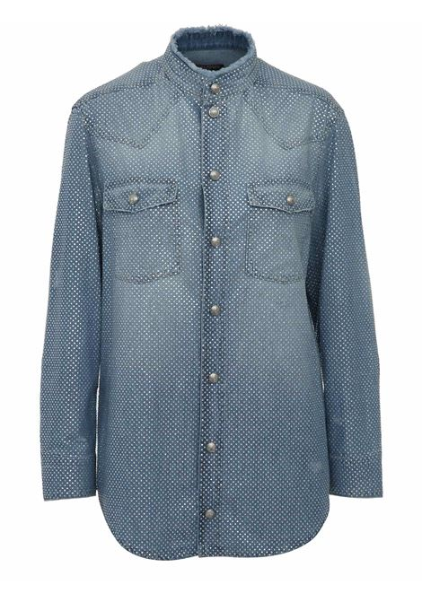 balmain Paris Shirt BALMAIN PARIS | -1043906350 | RF02918D065SAD