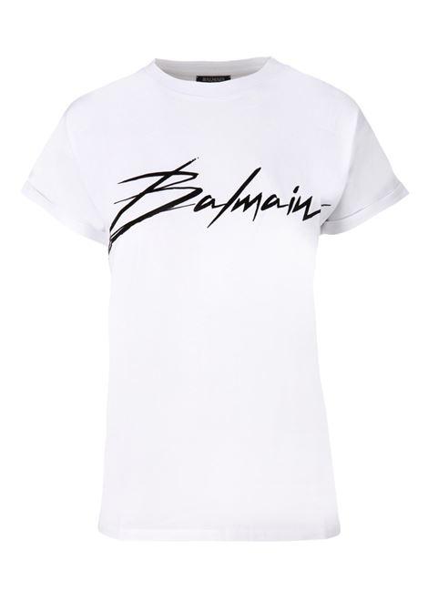 T-shirt Balmain Paris BALMAIN PARIS | 8 | RF11070I043GAB