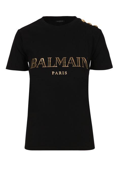 Balmain Paris t-shirt BALMAIN PARIS | 8 | RF11077I042EAD