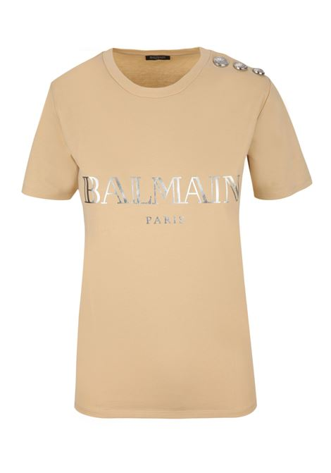 Balmain Paris t-shirt BALMAIN PARIS | 8 | RF11077I042GBG