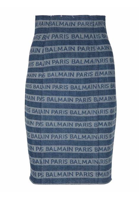 Balmain Paris skirt BALMAIN PARIS | 15 | RF14268D036SAA