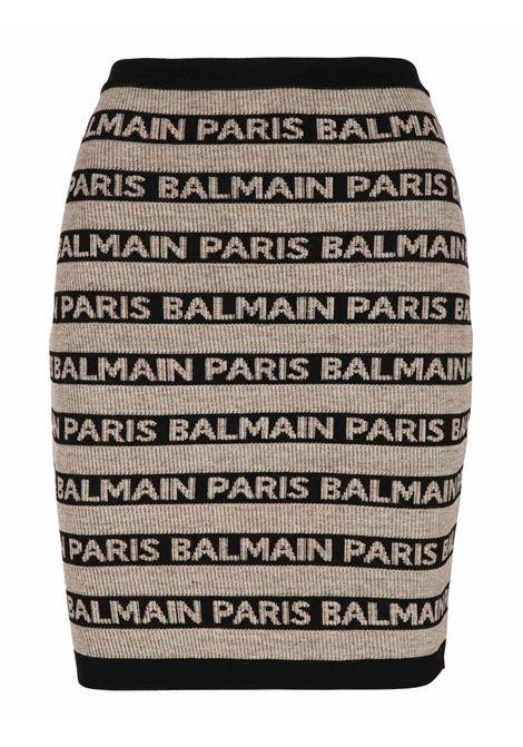 Balmain Paris skirt BALMAIN PARIS | 15 | RF14525K281GBA