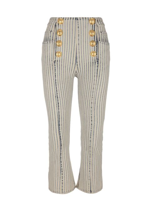 Balmain Paris Trousers BALMAIN PARIS | 1672492985 | RF15274D038SAN