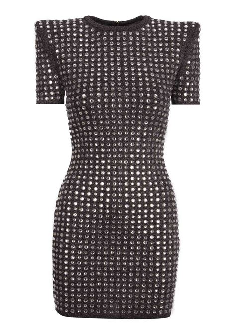 Balmain Paris dress BALMAIN PARIS | 11 | RF16460K262EAC