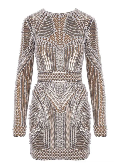 Balmain Paris dress BALMAIN PARIS | 11 | RF16960P0040KN