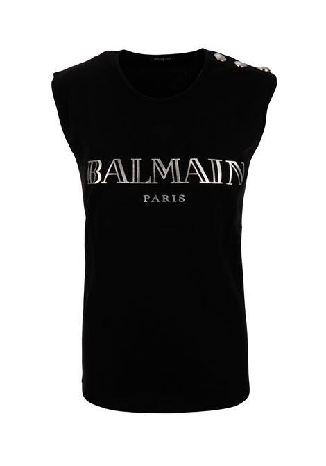 Balmain Paris tanktop BALMAIN PARIS | -1740351587 | RF21104I015EAC