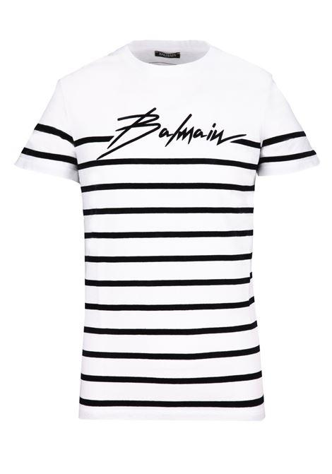 T-shirt Balmain Paris BALMAIN PARIS | 8 | RH01601I100GAE