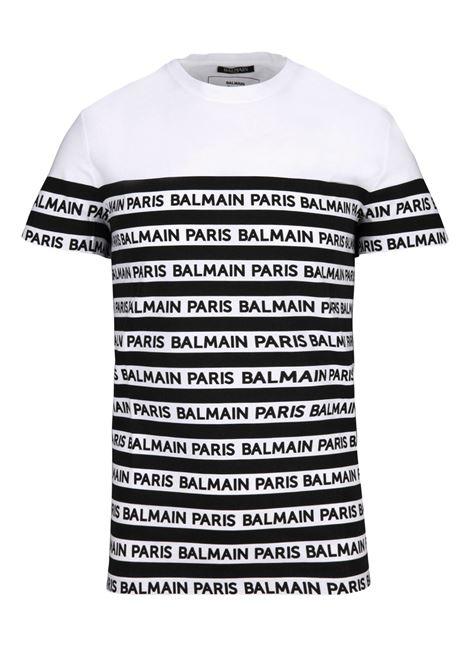 T-shirt Balmain Paris BALMAIN PARIS | 8 | RH01601I103EAB