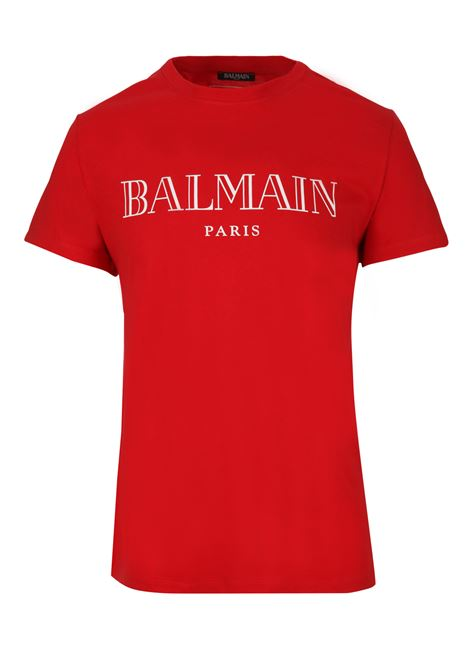 T-shirt Balmain Paris BALMAIN PARIS | 8 | RH01601I1263AA