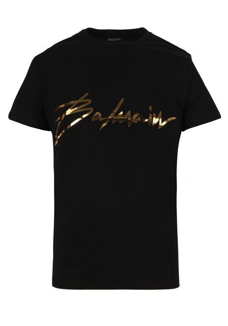Balmain Paris t-shirt BALMAIN PARIS | 8 | RH01601I131EAD