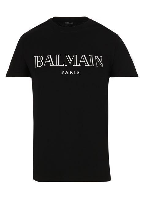 T-shirt Balmain Paris BALMAIN PARIS | 8 | RH01601I312EAB