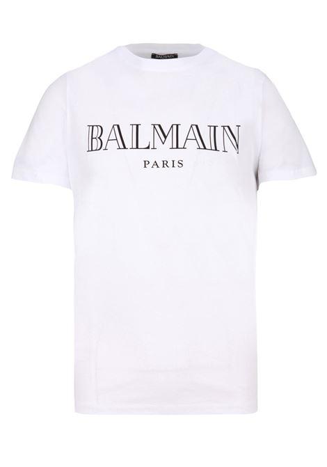 T-shirt Balmain Paris BALMAIN PARIS | 8 | RH01601I312GAB