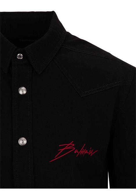 Camicia Balmain Paris