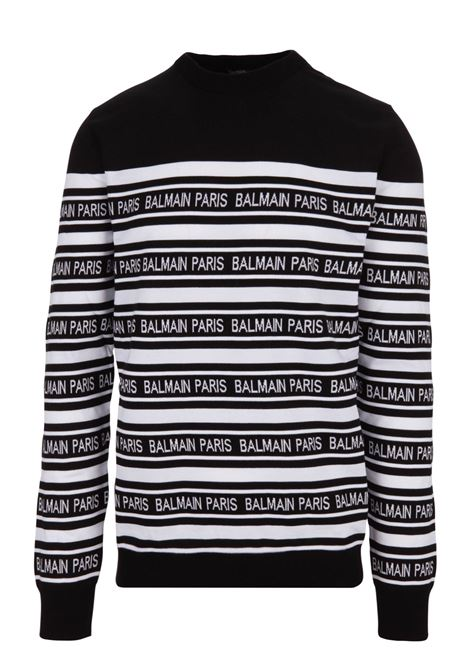 Balmain Paris sweater BALMAIN PARIS | 7 | RH03308K164EAB