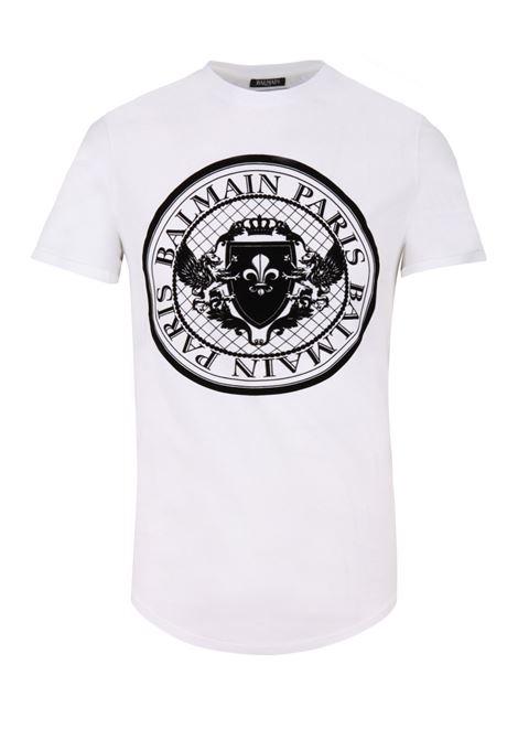 T-shirt Balmain Paris BALMAIN PARIS | 8 | RH11135I064GAB