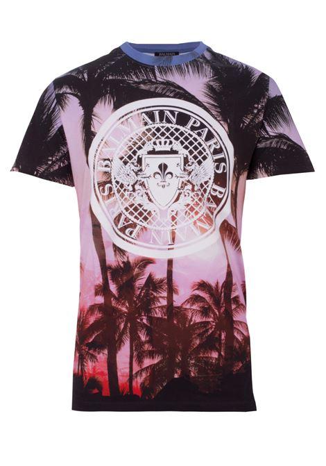T-shirt Balmain Paris BALMAIN PARIS | 8 | RH11601I037AAA