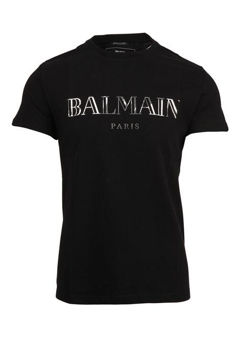 T-shirt Balmain Paris BALMAIN PARIS | 8 | RH11601I0550PA