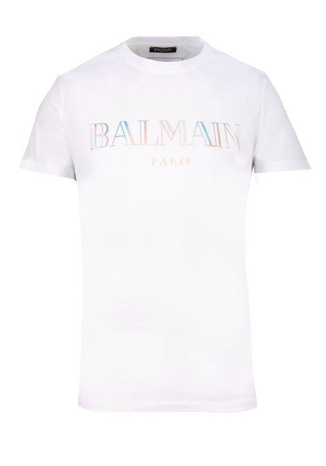 T-shirt Balmain Paris BALMAIN PARIS | 8 | RH11601I055AAB