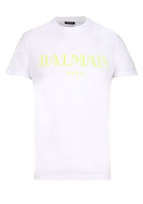T-shirt Balmain Paris BALMAIN PARIS | 8 | RH11601I055GBC