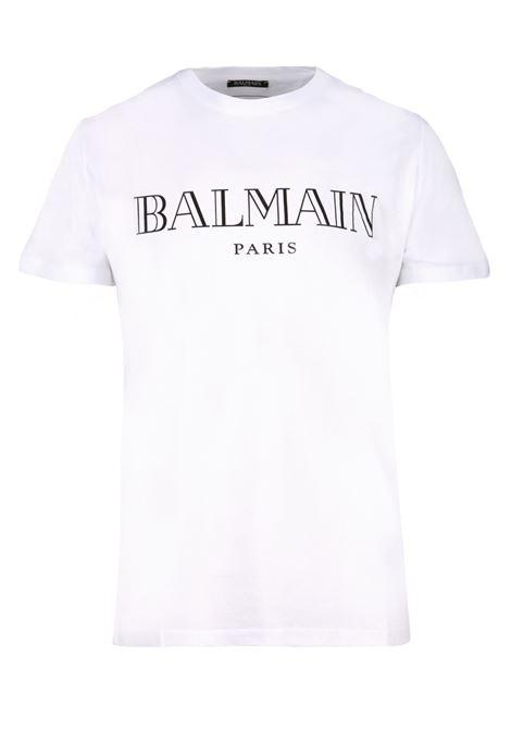 Balmain Paris t-shirt BALMAIN PARIS | 8 | RH11601I312GAB
