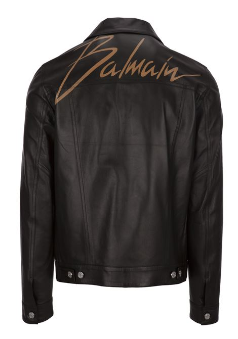 Balmain Paris jacket BALMAIN PARIS | 13 | RH18331L0210PA