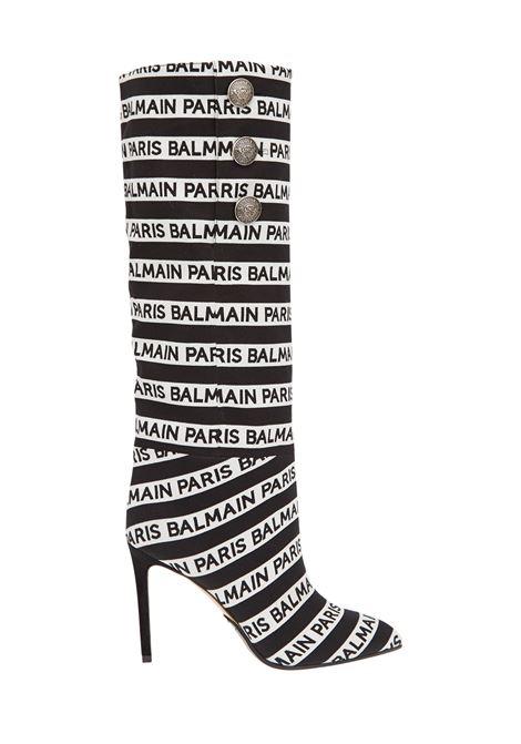 Balmain Paris boots BALMAIN PARIS | -679272302 | RN1C017TJBKEAB
