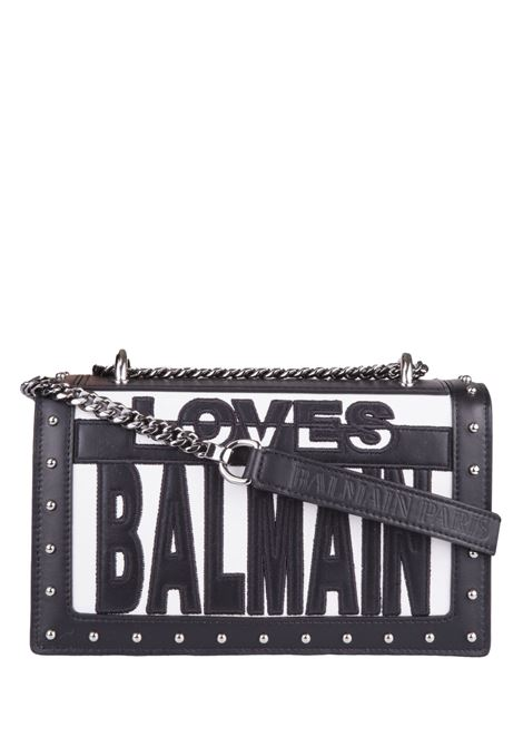 Borsa a spalla Balmain Paris BALMAIN PARIS | 77132929 | S8FS122PGLB181