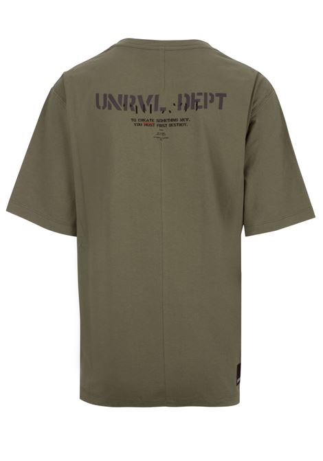 Ben Taverniti Unravel Project t-shirt Ben Taverniti Unravel Project | 8 | AA015S191260034310