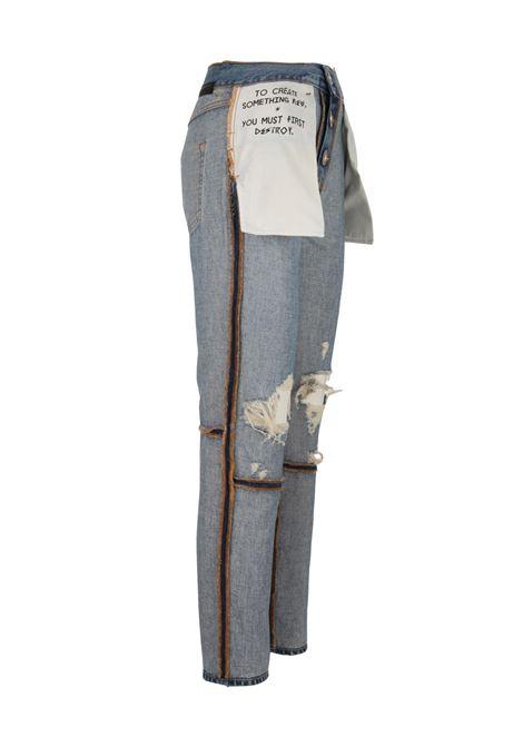 Ben Taverniti Unravle Project jeans