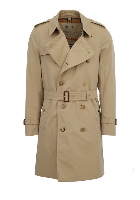 Burberry Trench coat BURBERRY | -1181181492 | 4073492HONEY