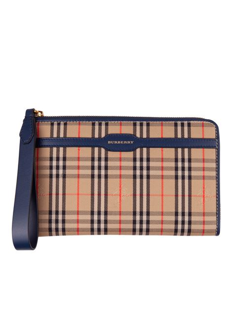 Burberry clutch BURBERRY | 77132930 | 4078042BLUE