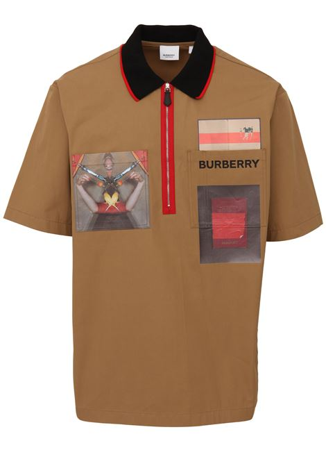 Burberry Shirt  BURBERRY | -1043906350 | 4558230TOFFEE