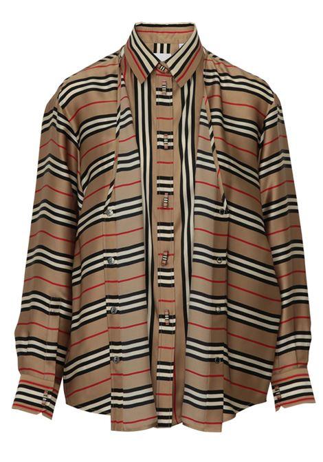 Camicia Burberry BURBERRY | -1043906350 | 4560922BEIGE