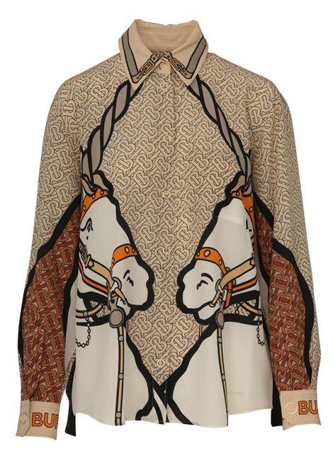 Burberry Shirt  BURBERRY   -1043906350   4560923CAMEL