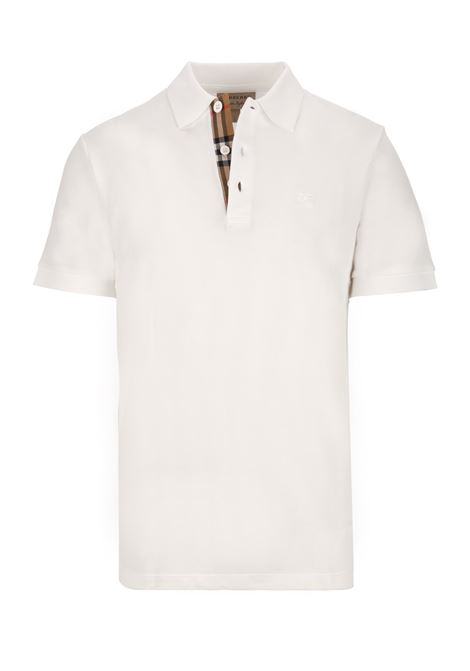 Burberry polo shirt BURBERRY | 2 | 8000919WHITE
