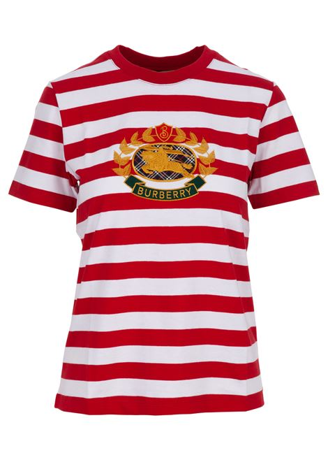 Burberry t-shirt BURBERRY | 8 | 8004752RED