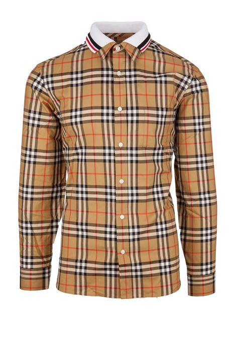 Burberry shirt BURBERRY | -1043906350 | 8004962YELLOW